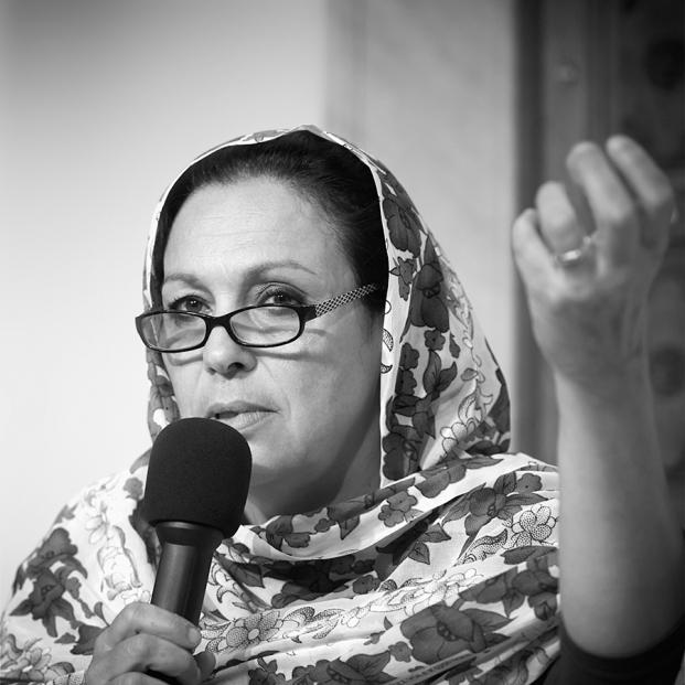 Mariem mint Derwich · Mauritanie