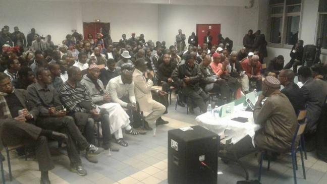 Forte mobilisation pour la journée d'échanges  organisée par le FPC à Massy