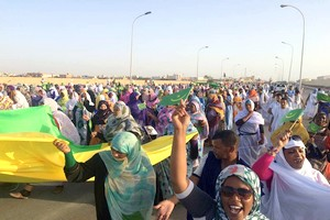 Opposition- Les femmes de l'opposition marchent aussi