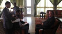 L'ambassadeur des Etats Unis en Mauritanie, dans un entretien à cœur ouvert avec Sahara Media : Il évoque le refoulement des activistes américains, la suppression du sénat et les rapports avec la société civile