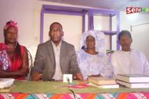 Vidéo. La direction de l'ONG-IRA-Mauritanie chez Mme Kémi Seba à Dakar.