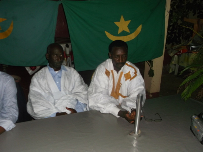 IRA Mauritanie: Communication engagée ou agressive