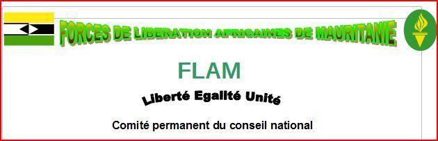 DÉCLARATION : FLAM EUROPE DE L'OUEST