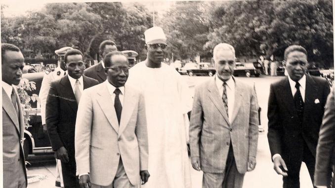 Pour éviter l'Algérie à sa frontière, Senghor a voulu créer la République du Walfougui