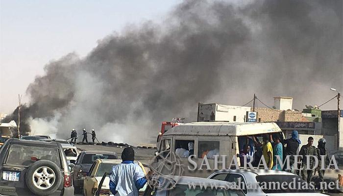 Mauritanie : la colère à son paroxysme dans les villes du pays après la libération d'O. M'Khaitir