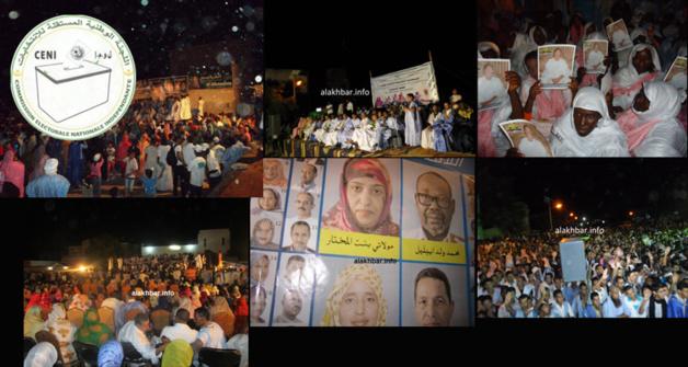 Début de la campagne pour les élections législatives et municipales en Mauritanie