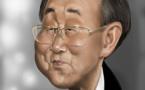 Vulgaire Ban Ki-Moon…