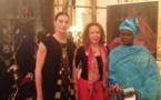 Vidéo. Marie-Agnès Gillot remet le prix de la femme Goralska 2016 à Fatimata Mbaye, avocate mauritanienne