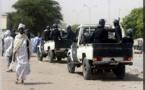 La police disperse un groupe de militants de l'IRA à l'entrée Sud de Nouakchott