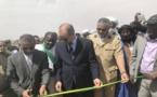 Brakna: Inauguration d'un centre de santé à Bolo Doggo par le Directeur Général de TADAMOUN