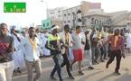 La marche du manifeste des haratines part en rangs dispersés à cause des divergences