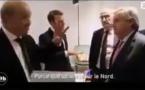 LE PRÉSIDENT FRANÇAIS QUALIFIE LA POSITION MAURITANIENNE DE RIGIDE