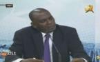 Le Président Biram Dah Abeid à l'émission de la chaîne Sénégalaise 2STV.