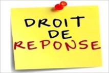 Droit de réponse à l'article intitulé Boghé : Un ex-garde s'insurge contre l'attribution d'une parcelle au PK 18