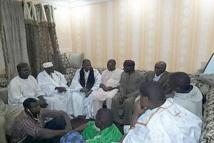 Rencontre de Biram Dah Abeid avec la frange des mauritaniens actifs dans la pêche artisanale