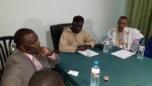 Le président Ibrahima Moctar SARR reçoit Birame Dah Ould Abeid, président de l'IRA