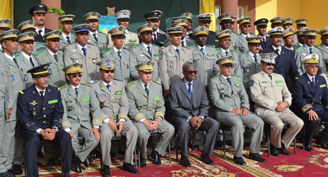 Mauritanie : trois années d'activité de plus pour les officiers