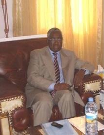 Sidney Sokhona était le conseiller des droits de l'homme Ould Taya pendant la période 1986 et 2000.