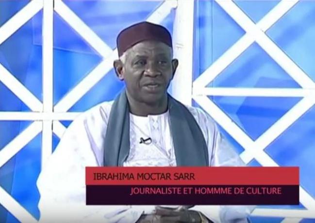 IBRAHIMA MOCTER SARR À L'ÉMISSION NGALU DE LA 2STV (SÉNÉGAL)
