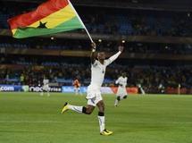 En 8e de finale, le Ghana porte les espoirs de toute l'Afrique