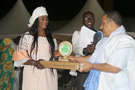 Mauritanie : Remise du Prix Cheikh Oumar N'Diaye 2018 [PhotoReportage]