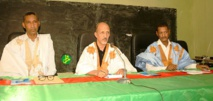 Le ministre de l'éducation en réunion avec les présidents de centres d'examen du baccalauréat