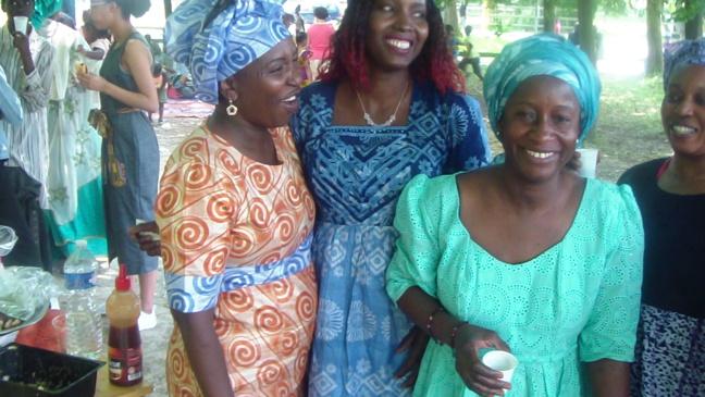 La sortie annuelle de l'Association des Ressortissants d'Aére Mbar en France (ARAF).