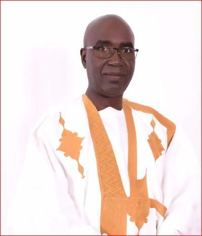 SY Moussa Hamady dit Sikla, remercie les habitants de la commune d'Aére M'bar.