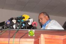 Le nouveau Président de l'Assemblée nationale :''J'œuvrerai pour que le Parlement exerce ses compétences sur la base de la loyauté envers la République'
