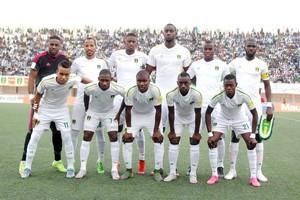 Mauritanie au Cameroun en 2019, contrat rempli pour Corentin Martins
