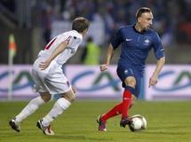 Equipe de France: retour en demi-teinte pour Evra et Ribéry