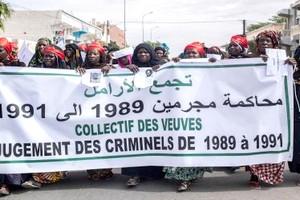 Mauritanie : Dispersion d'une marche des veuves du passif humanitaire dans le pays