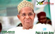Décès de Sidy Lamine Niass, PDG du groupe Walfadjiri
