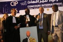 Me Pépé Lama remporte le concours de plaidoiries pour les droits de l'Homme
