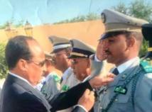 LE LIEUTENANT-COLONEL CHEIKHNA OULD EL-QHOTOB NOUVEAU COMMANDANT DE LA GARDE PRÉSIDENTIELLE
