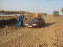 Commune de Néré Walo/Gorgol : 5 localités menacées d'enclavement par la dégradation avancée d'une excavation