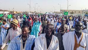 Le manifeste pour les droits des Haratines : « la marche du mercredi ne nous concerne pas »
