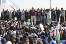 Marche contre le racisme et l'extrêmisme : Au discours de la haine, le président oppose un discours de la colère!