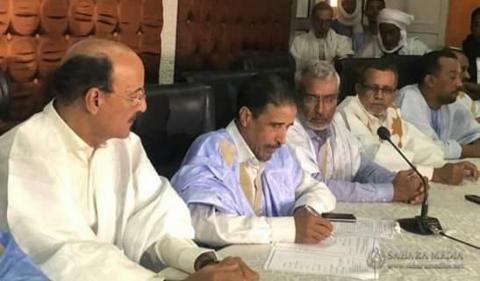 Mauritanie : 11 partis d'opposition s'engagent à présenter un candidat unique