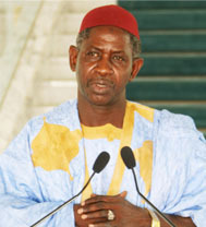 Mauritanie : Ibrahima M. Sarr ne sera pas candidat à la présidentielle