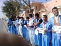 Manifestations devant la présidence contre la dégradation de la sécurité à Tintane