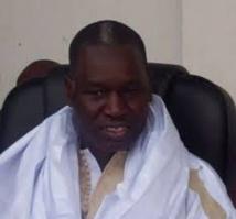 Kane Hamidou Baba, candidat à la présidentielle