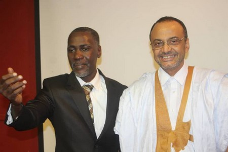 """Seck Mame Ndiack à Initiatives News : """"Il n'y a pas de jeunesse noire ou blanche. Il y a la jeunesse mauritanienne, très pauvre"""""""