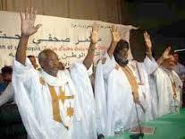 Présidentielle 2019 : APP s'oriente vers Ould Ghazwani