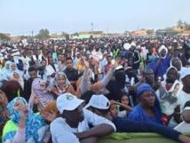 """Campagne présidentielle : """"Seul le changement civil le 22 Juin, peut garantir une Mauritanie prospère"""" (En Images)"""
