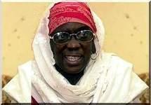 La premiére femme ministre en Mauritanie