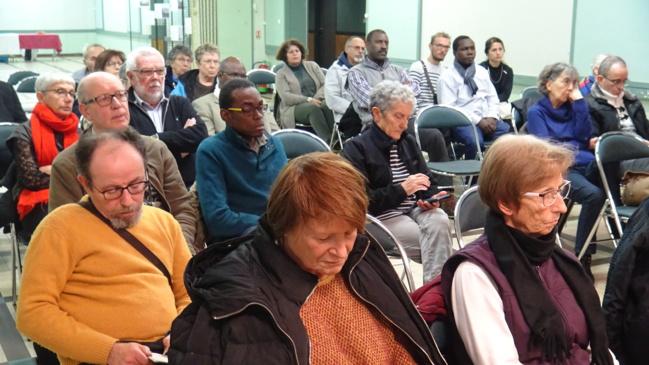 Conférence -débat:Esclavage contemporain par le professeur Ibrahima Abou SALL à  Angers