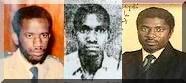 Décembre 06/1987: SY Saidou, BA Seydi, SARR Amadou, nos trois premiers martyrs d'une si longue liste