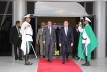 Ghazouani à Paris pour le sommet France G5 Sahel