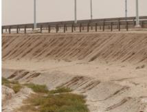 Pont de l'aéroport : Un ingénieur de génie civil alerte sur la dégradation des talus